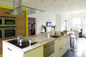kitchen idea combining materials kitchen sourcebook