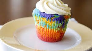 jumbo rainbow cupcakes recipe bettycrocker