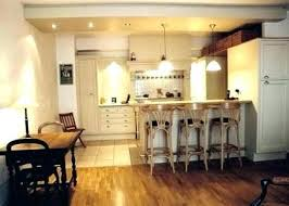 faux plafond cuisine ouverte spot plafond cuisine plafond cuisine cuisine ouverte sur le salon
