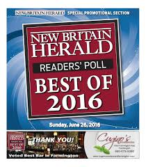 2016 best of new britain herald by art department issuu