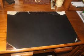 Drafting Table Pad Leather Desk Pad
