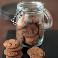 chocolate chip ginger nuts recipes delia online