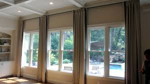 different window treatments different window treatments in the same room home intuitive
