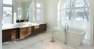 White On White Bathroom by Robinson Lighting U0026 Bath Centre Contemporary White Bathrooms