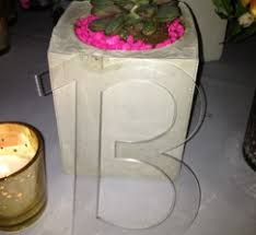 Laser Cut Table Numbers Real Weddings And Wedding Inspiration Ideas Laser Cut Clear