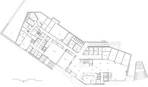 mountain architecture floor plans gallery of myrkdalen hotel jva 15