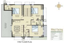 tirupati temple town first floor plans west