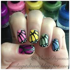 nail designs for 7 year olds beautify themselves with sweet nails