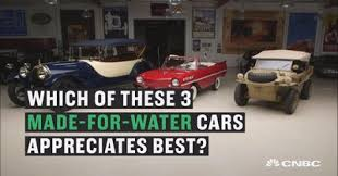 volkswagen thing in water schwimmwagen vs amphicar guess which made for water car is most