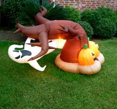 collection halloween decorations inflatables pictures the