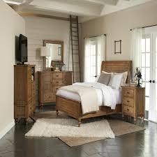 Rustic Wood Bedroom Furniture - rustic wood bedroom set vintage inspired bedroom furniture