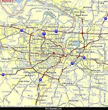 stl metro map st louis metro map map travel holidaymapq com