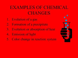 physical chemical changes physical properties u2026 any property of
