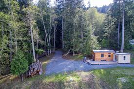 tiny house deck a 200 square foot tiny home watches the water on orcas curbed
