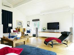 Scandinavian Living Room Entertainment Setups - Living room design tv