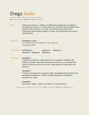 formato hoja de vida 2016 colombia modelo de hoja de vida moderno para descargar gratis