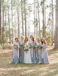 blue gray bridesmaid dresses best 25 grey bridesmaid ideas on grey bridesmaid