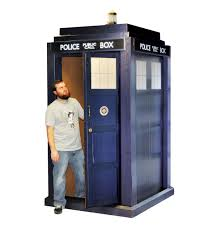 Tardis Halloween Stencil by Life Size Tardis Doctor Who Cardboard Standup
