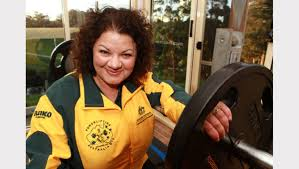 christina chamley after a big lift to end the year the advocate