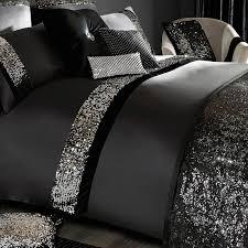 kylie minogue velvetina black single duvet cover textile