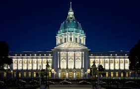 of san franciscos beaux art masterpiece included new lighting with