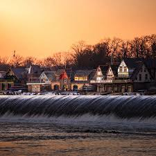 Boat House Row - boathouse row philadelphia stock photo picture and royalty free