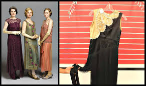 diy 20 u0027s downton abbey style halloween costume from the thrift