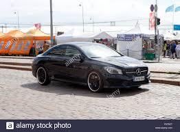 diamond benz black mercedes benz cla class compact four door luxury sedan with