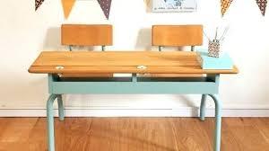 bureau écolier relooké bureau enfant d occasion pupitre daccolier en bois avec ouverture