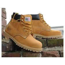 womens boots work safety steel toe work boots