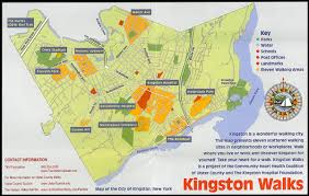 Map Ny Kingston New York Map New York Map