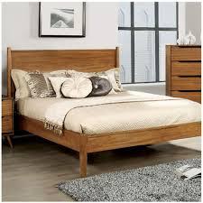 Ashton Bedroom Furniture by Lennart Midcentury Modern Cal King Bed
