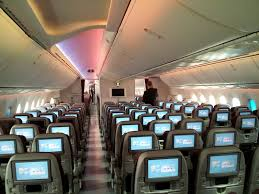 Boeing 787 Dreamliner Interior Boeing 787 Dreamliner Seating Configurations Seat Map