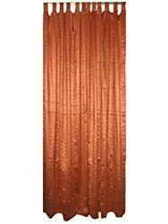 Sari Curtain Mogul Interior Designs Moroccan Decor Silk Sari Curtain Panels