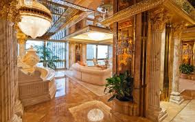 trumps home in trump tower inside donald trump s 100 million penthouse in new york city