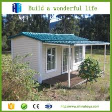 Build Small Home Heya Superior Quality Quick Build Small Wpc Prefab Hotel Houses