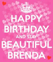 imagenes de cumpleaños para brenda feliz cumpleaños brenda lucy1314 mujer moderna