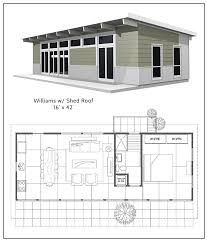 How To Build A Shed Roof House by Custom