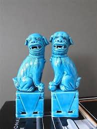 small foo dogs turquoise foo dogs amazing turquoise foo dogs with turquoise foo