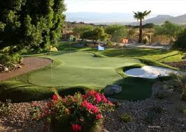 Putting Turf In Backyard Artificial Grass U0026 Putting Greens In Palm Desert Ca Back Nine
