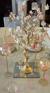 Cheap Gold Centerpieces by Gold Wedding Tree Branches For Decorations Gilding Tree