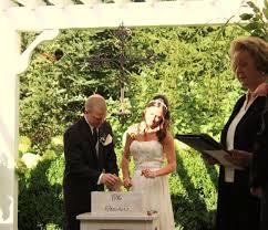wine box wedding ceremony brenda m owen the wedding ceremony officiant minister