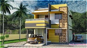 plush house plans with photos tamilnadu 11 2200 sq feet minimalist
