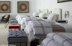 chambre garçon lit superposé lit superposé un dortoir pour votre enfant décoration