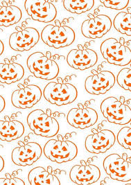 cute spooky background halloween