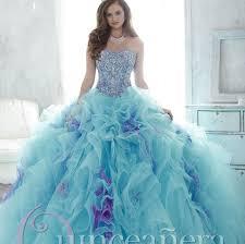 aliexpress com buy blue purple shining girls masquerade ball