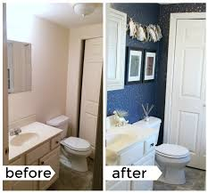 Ideas For A Bathroom Makeover How To Decorate Your Rental Space Bathroom Rental Decor