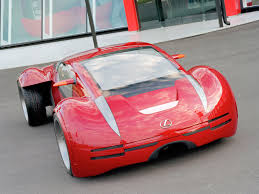 lexus sport super car lexus 2054 minority report concept u00272002
