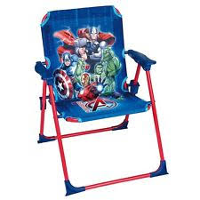 Avengers Table And Chairs Marvel Furniture Ebay