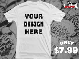 cheap t shirt printing fast easy design need t shirts now